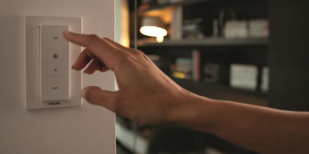 Philips Hue Smart Dimmer brings added functionality to your setup at $20 - 9to5Toys
