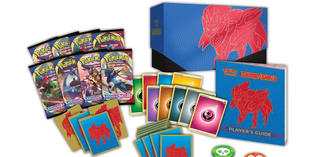 Pokémon TCG Sword and Shield Trainer Box now $25 for today only (Reg. $40) - 9to5Toys
