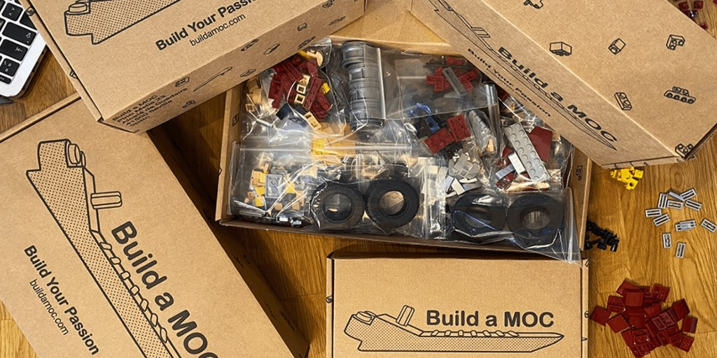 Build A MOC sidesteps LEGO Ideas with fan-made kits - 9to5Toys