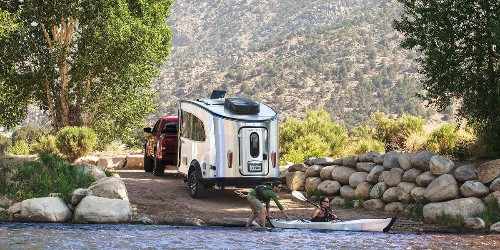 Airstream intros more rugged Basecamp X designed for outdoor adventures
