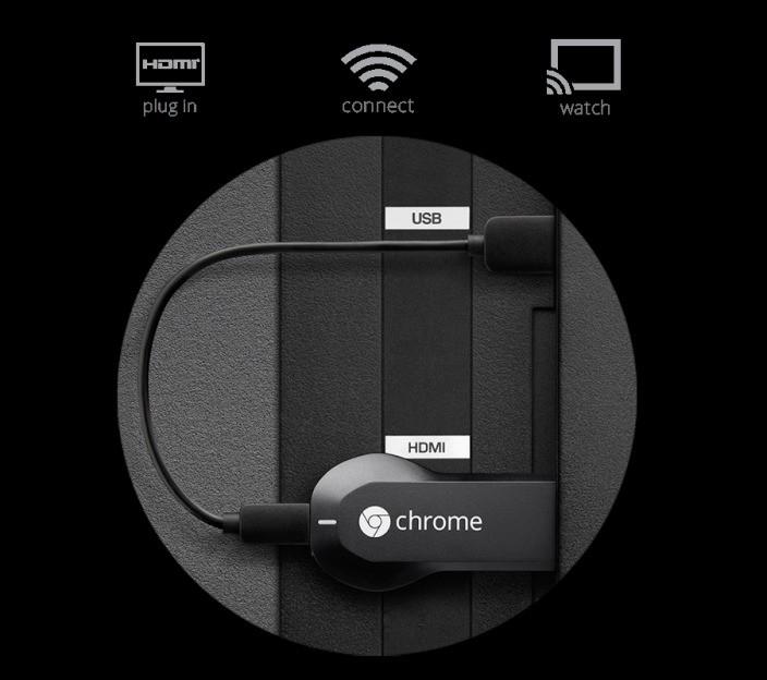 Google Chromecast streaming media player (refurb): $25 shipped (Reg. $35 new) - 9to5Toys
