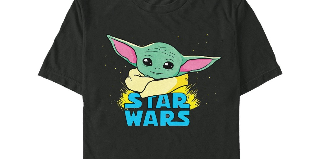 Walmart graphic t-shirt sale from $5: Nintendo, Star Wars The Child, much more - 9to5Toys