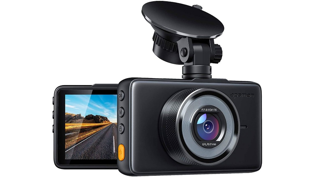This dash cam records in 1080p + has loop recording, more for $28 (Reg. $45) - 9to5Toys