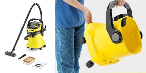Karcher 1,800W Wet Dry Vacuum Cleaner $70 (Reg. $129)