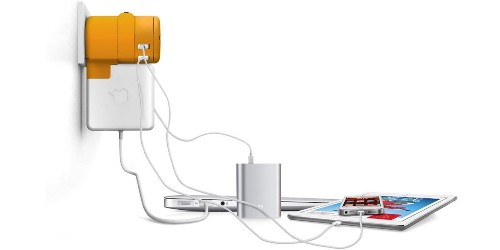 Charge your devices in 150 countries with Twist Plus for $32
