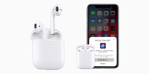 Apple's latest AirPods & wireless charging case are available at B&H from $79 w/ potential tax savings