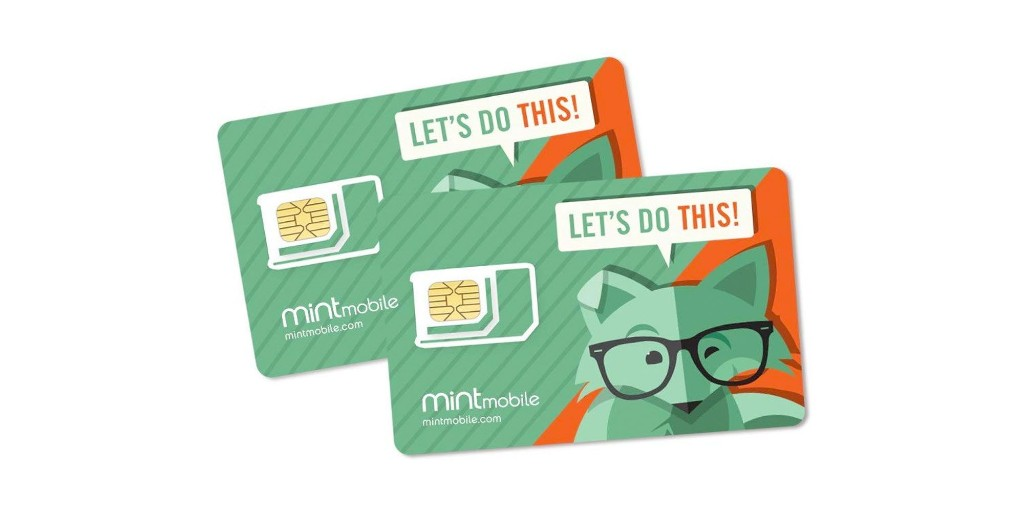 Mint Mobile Starter Kit delivers trial 4G data, more for $1 - 9to5Toys