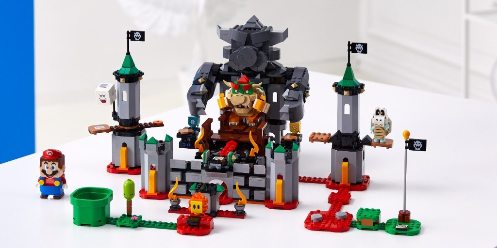 LEGO Super Mario pre-order is now live + expansion sets - 9to5Toys