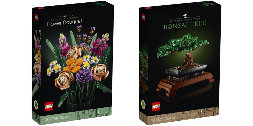 LEGO Bonsai Tree debuts as part of botanical collection - 9to5Toys