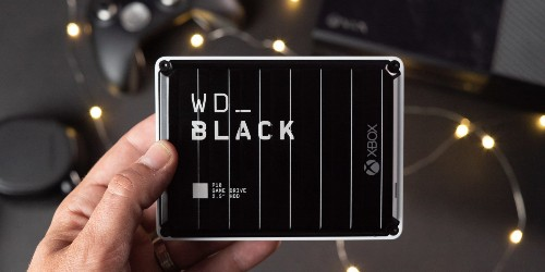 WD Black P10 for Xbox One HDD Review: Bring new life to an old console [Video]