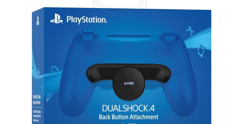 Sony's DS4 Back Button Attachment is now available at $30 - 9to5Toys
