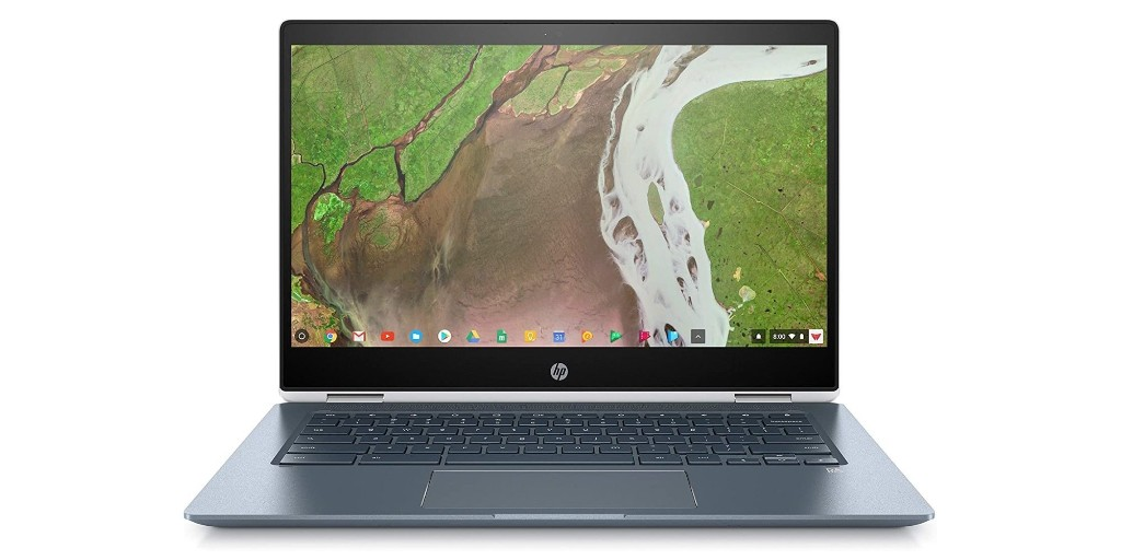 HP's 14-inch x360 128GB Chromebook has a 2-in-1 design at $399 (Save $230) - 9to5Toys