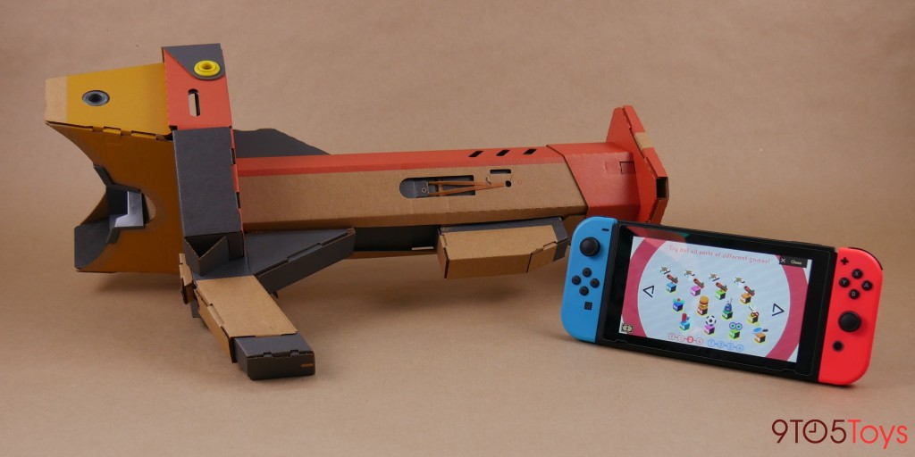 Save 52% on Nintendo's Labo VR and Variety kits for Switch starting at $19 - 9to5Toys