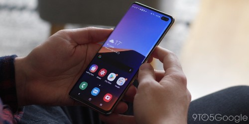 Amazon chops $300 off Galaxy S10 devices, today only from $600