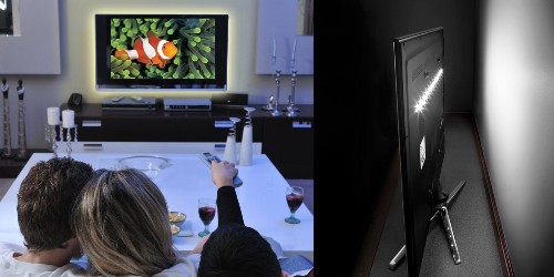 Enhance your TV viewing experience w/ Vansky's Bias Lighting Strips from $10