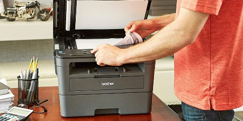 Say farewell to ink with Brother's AirPrint All-in-One Laser at $100 (Save $60) - 9to5Toys