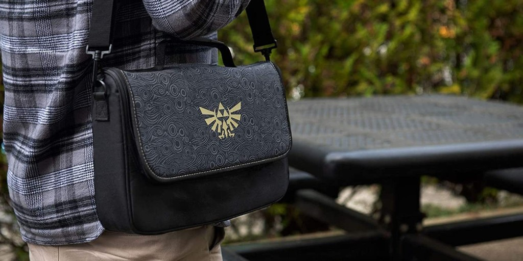 Carry your Switch in PowerA's Zelda Messenger Bag for $30 shipped (25% off) - 9to5Toys