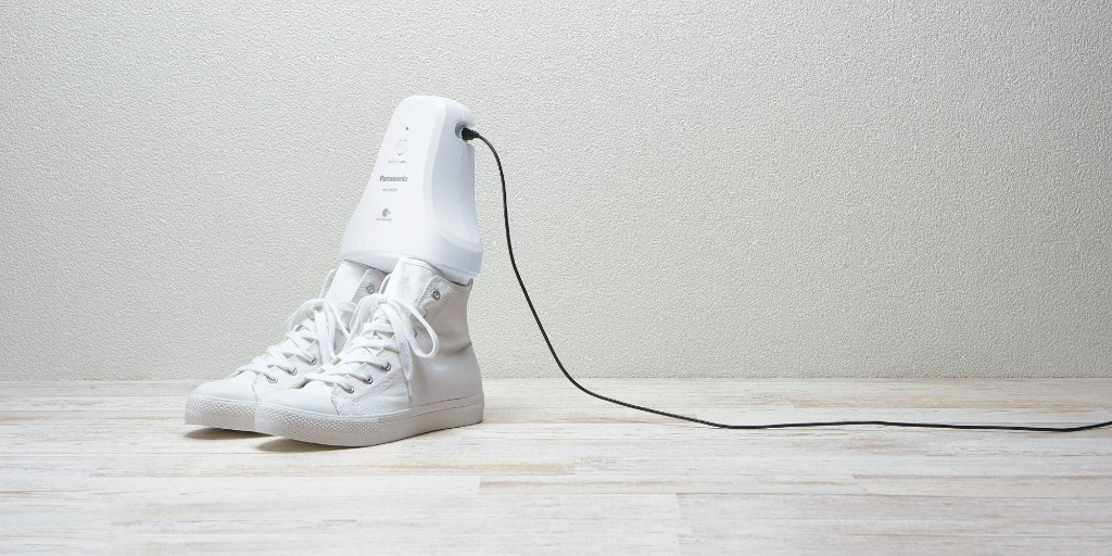 Panasonic's latest gadget makes your stinky shoes smell new... in five hours - 9to5Toys