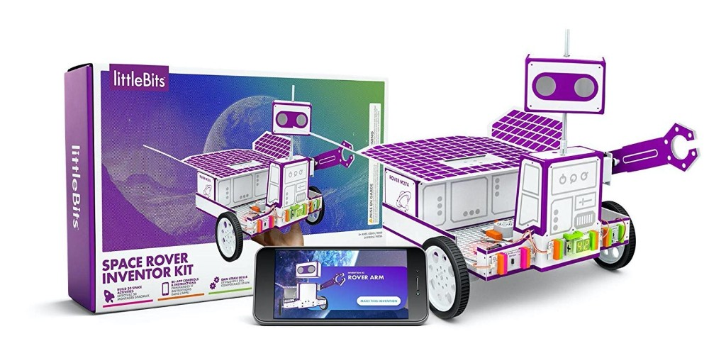 Learn to code with littleBits' Space Rover at an Amazon low of $44 (Save 40%) - 9to5Toys