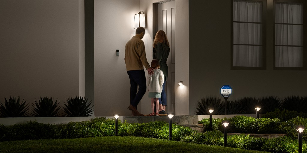 Ring's line of smart solar lighting accessories hit new all-time lows from $40 - 9to5Toys