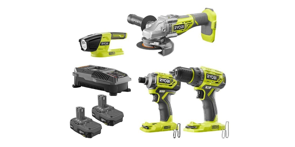 Home Depot takes up to 40% off tools from RYOBI, DEWALT, more for today only - 9to5Toys