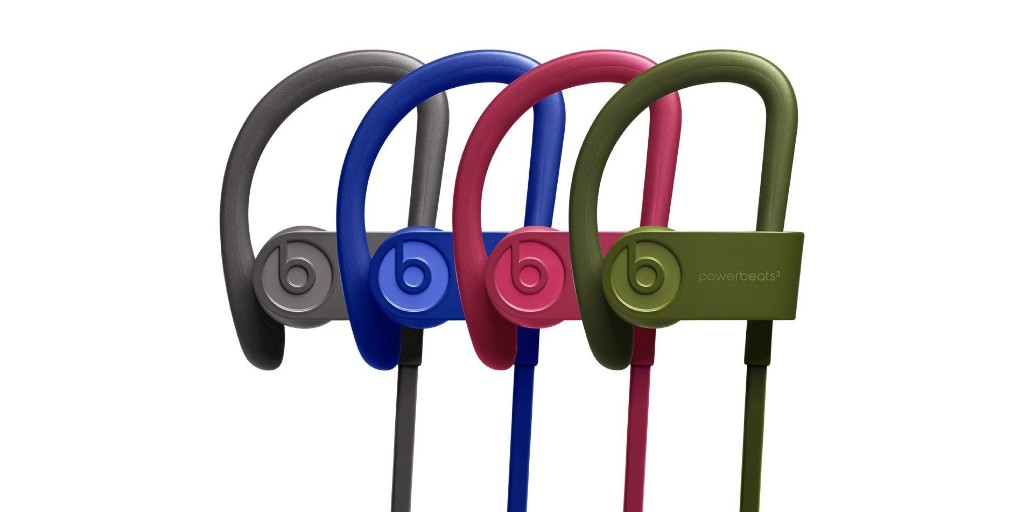 Powerbeats3 Neighborhood Collection falls to $70 for today only (30% off) - 9to5Toys