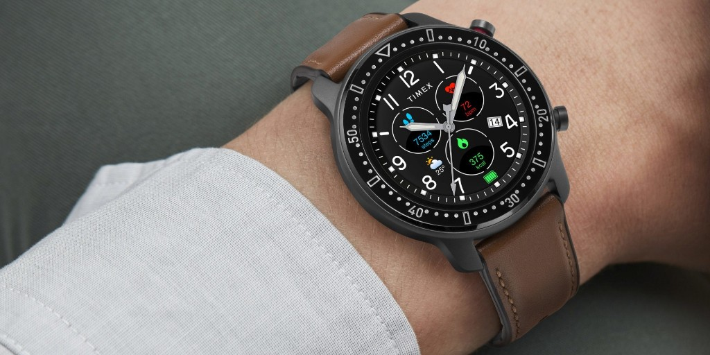 Two all-new Timex Metropolitan smartwatches have arrived - 9to5Toys