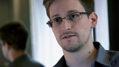 NSA vs. Snowden: A real life spy drama. - Magazine cover