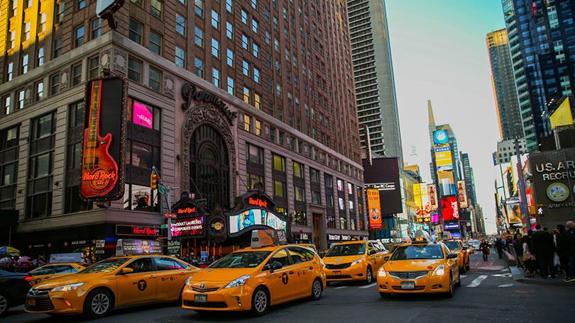 New York - Magazine cover
