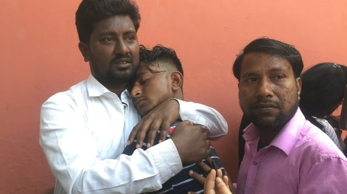 'We lost a brother': Hindu, Muslim families in Delhi share grief