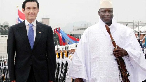 Gambia severs diplomatic ties with Taiwan
