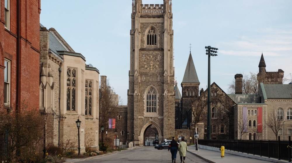 'Anti-Palestinian racism': Appointment row at Toronto university