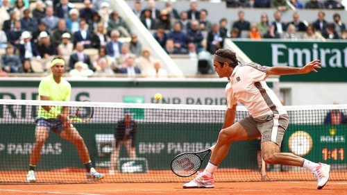 Real Madrid wants to stage Nadal-Federer match at Bernabeu