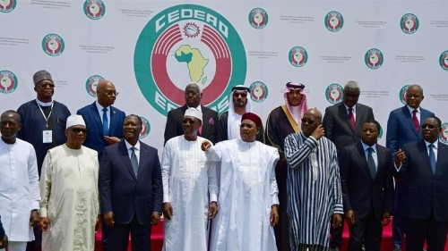 West African leaders pledge $1bn to fight armed groups