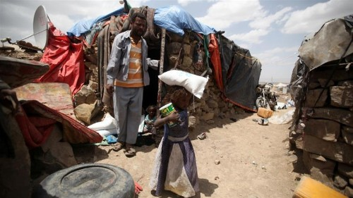 UN warns food aid to Yemen could be suspended