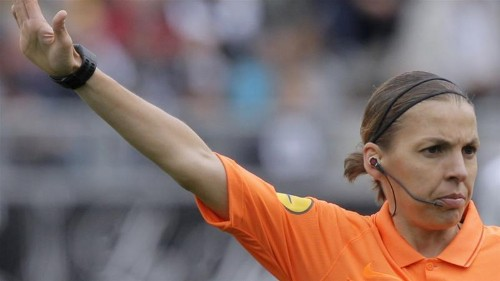 Stephanie Frappart first woman to officiate UEFA Super Cup