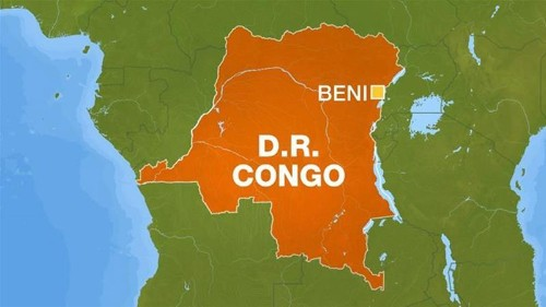 DRC: Several hacked to death in suspected rebel attack near Beni