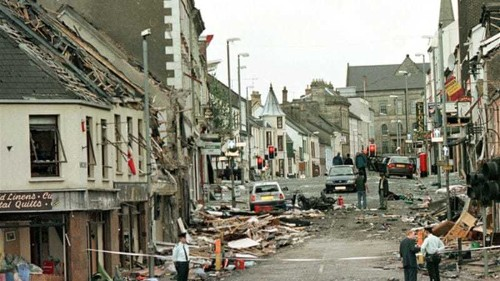 Man charged with 29 murders in N Ireland bomb