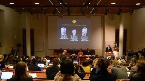 Trio win medicine Nobel Prize for brain study