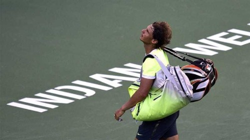 Indian Wells: Nadal stunned, Serena withdraws