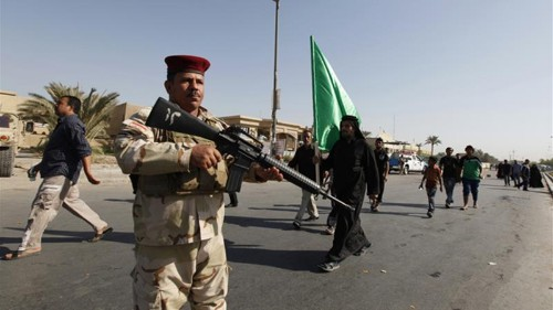 US ships dozens of missiles to Iraqi forces
