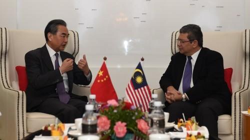 Malaysian FM: China's 'nine-dash line' claim 'ridiculous'