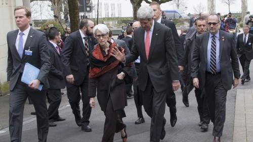 Negotiators suspend Iran nuclear talks