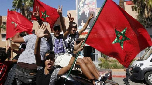 Morocco's king rules out compromise over Western Sahara