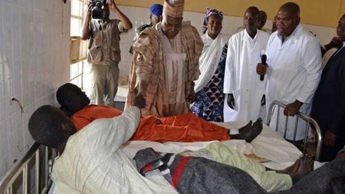 Dozens reported killed in attack in Nigeria