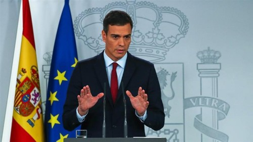 Spain announces huge minimum wage rise amid Catalonia tensions