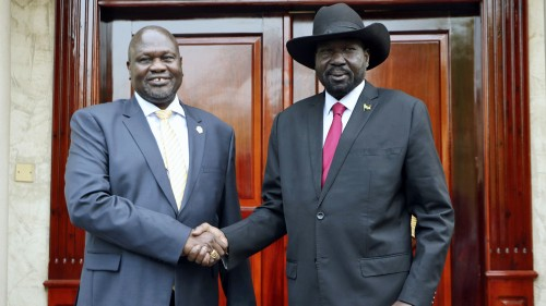 Uncertainty as deadline for South Sudan unity government looms