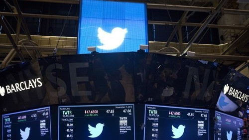 Twitter detects 'unusual activity' from China and Saudi Arabia