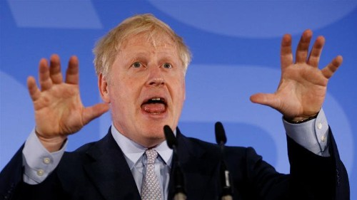 Brexit: Absent Johnson emerges unscathed from TV debate