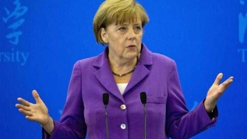 Merkel urges US 'not to spy on partners'